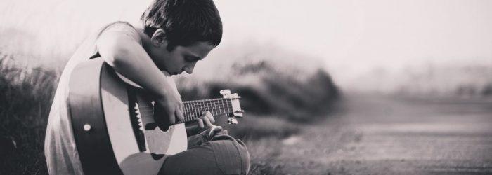 Gitarrer för små händer